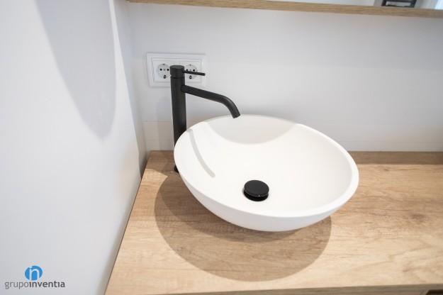 lavabo redondo